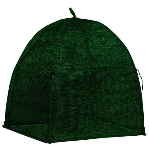 Nuvue 20253 36-inches Hunter Green Winter Shrub Cover