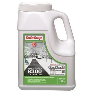 Safe Step 53808 8-Pound Plastic Jug Eco Platinum Series Mag Chloride 8300 Ice