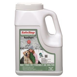 Safe Step 56708 8Lb Jug Safe Step Eco Platinum Series Sure Paws Ice Melter