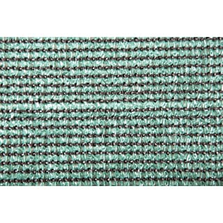 Dewitt KG12 12 feet x 100 feet Green Knitted Shade Fabric Roll