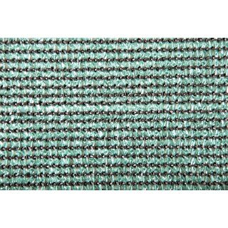Dewitt KG12 12 feet x 100 feet Green Knitted Shade Fabric Roll