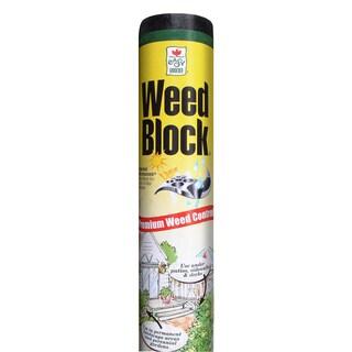 Easy Gardener 1071 6 feet x 50 feet Weedblock Landscape Fabric