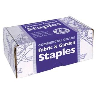 Easy Gardener 815 Fabric & Garden Staples 75-count