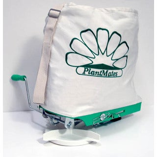 Plant Mates 76300 Broadcast Spreader With Canvas Bag