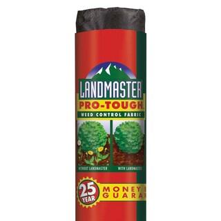 Easy Gardener 312504 3 feet x 50 feet 25 Year Landmaster Fabric