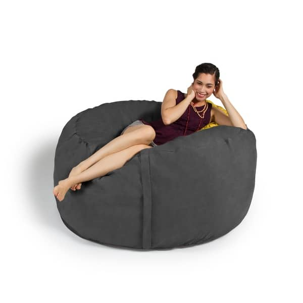 Ja 5 Ft Giant Bean Bag Chair