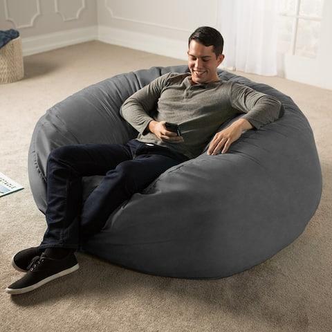 Jaxx 5-ft. Giant Bean Bag Chair