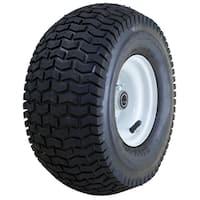 Marathon Industries 20326 13 X 6.50 - 6 Inches Penumatic Turf Lawn Mower Tires