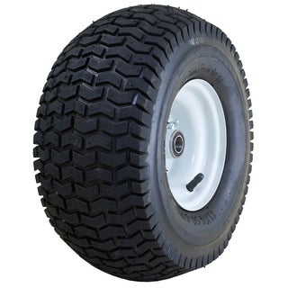 Marathon Industries 20326 13 X 6.50 - 6 Inches Penumatic Turf Lawn Mower Tires