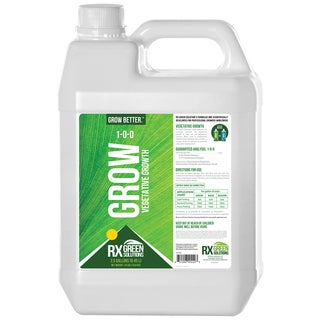 Rx Green Solution RX3PGRW320 320-Ounce 1-0-0 Grow Vegetative Growth