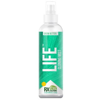Rx Green Solution RXLFM4OZ 4-Ounce Life Cloning Mist