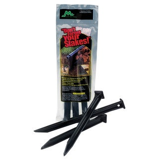 Master Mark Plastics 12103 10 Inches Polypropylene ABS Anchor Stakes