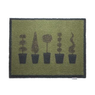 Hug Rug Eco-Friendly Dirt Trapper Potted Topiary Washable Accent Rug (2'1.5 x 2'9.5)|https://ak1.ostkcdn.com/images/products/12412369/P19231188.jpg?impolicy=medium
