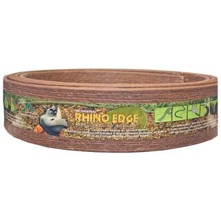Master Mark Plastics 93016 3-1/2 inches x 16 feet Chestnut Rhino Edge Landscape Edging