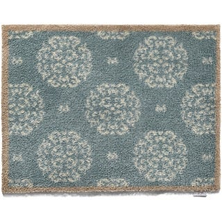 Hug Rug Eco-Friendly Dirt Trapper Allium Blue Washable Accent Rug (2'1.5 x 2'9.5)|https://ak1.ostkcdn.com/images/products/12412394/P19231194.jpg?_ostk_perf_=percv&impolicy=medium