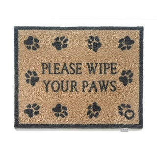 Hug Rug Eco-Friendly Dirt Trapper Wipe Your Paws Beige Washable Accent Rug (2'1.5 x 2'9.5)