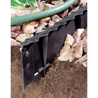 Master Mark Plastics 97201 4 feet Black Premiere Landscape Edging