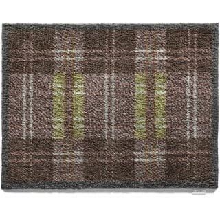 Hug Rug Eco-Friendly Dirt Trapper Dugdale Tartan Washable Accent Rug (2'1.5 x 2'9.5)|https://ak1.ostkcdn.com/images/products/12412419/P19231200.jpg?impolicy=medium