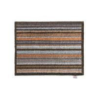 Hug Rug Eco-Friendly Dirt Trapper Horizontal Stripes Washable Accent Rug (2'1.5 x 2'9.5) - 2'2 x 3'