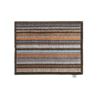 Hug Rug Eco-Friendly Dirt Trapper Horizontal Stripes Washable Accent Rug (2'1.5 x 2'9.5)