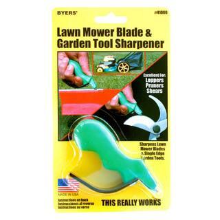 Creative Homeowner 41000 Lawn Mower & Garden Tool Sharpener