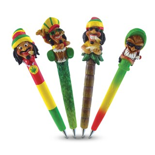 Resin Planet Rastaman Collection Pens