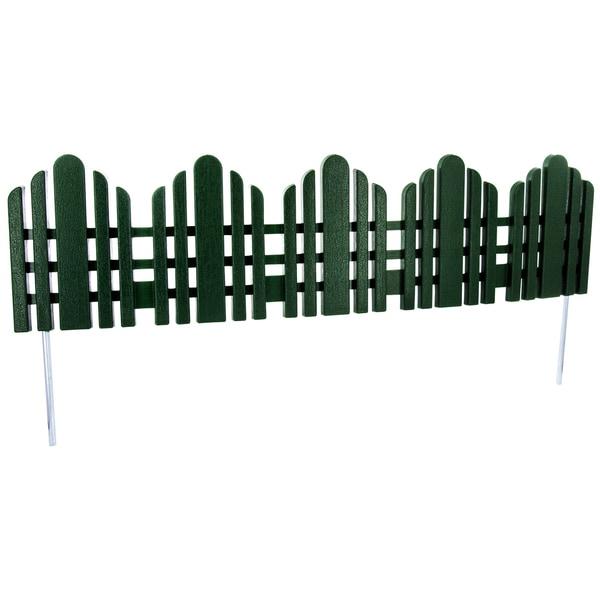 Shop Easy Gardener 863 22 Inches Forest Green Adirondack Landscape ...