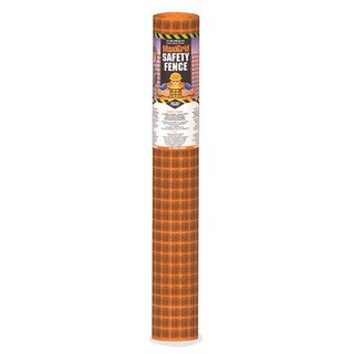 Easy Gardener BX20511412P 4 feet x 50 feet Orange Maxi Grid Safety Fence