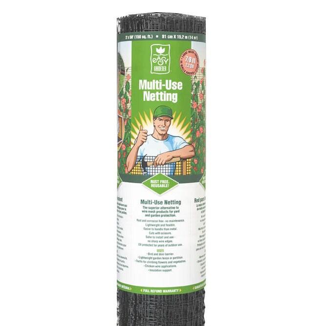 Easy Gardener LG4001259P 2 feet x 50 feet Multi-Use Netti...