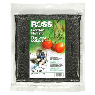 Ross 15720 14 feet x 45 feet Garden Netting