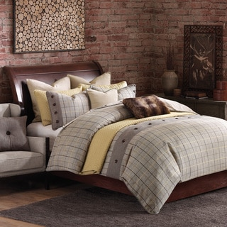 Hampton Hill Shadow Mountain Multi Comforter Set