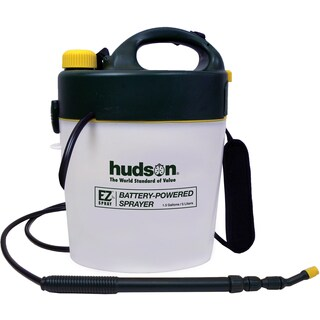 Hudson 13581 1.3 Gallon EZ Spray Battery-Powered Sprayer