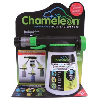 Hudson 62140 32 Ounce Chameleon Adaptable Hose End Sprayer