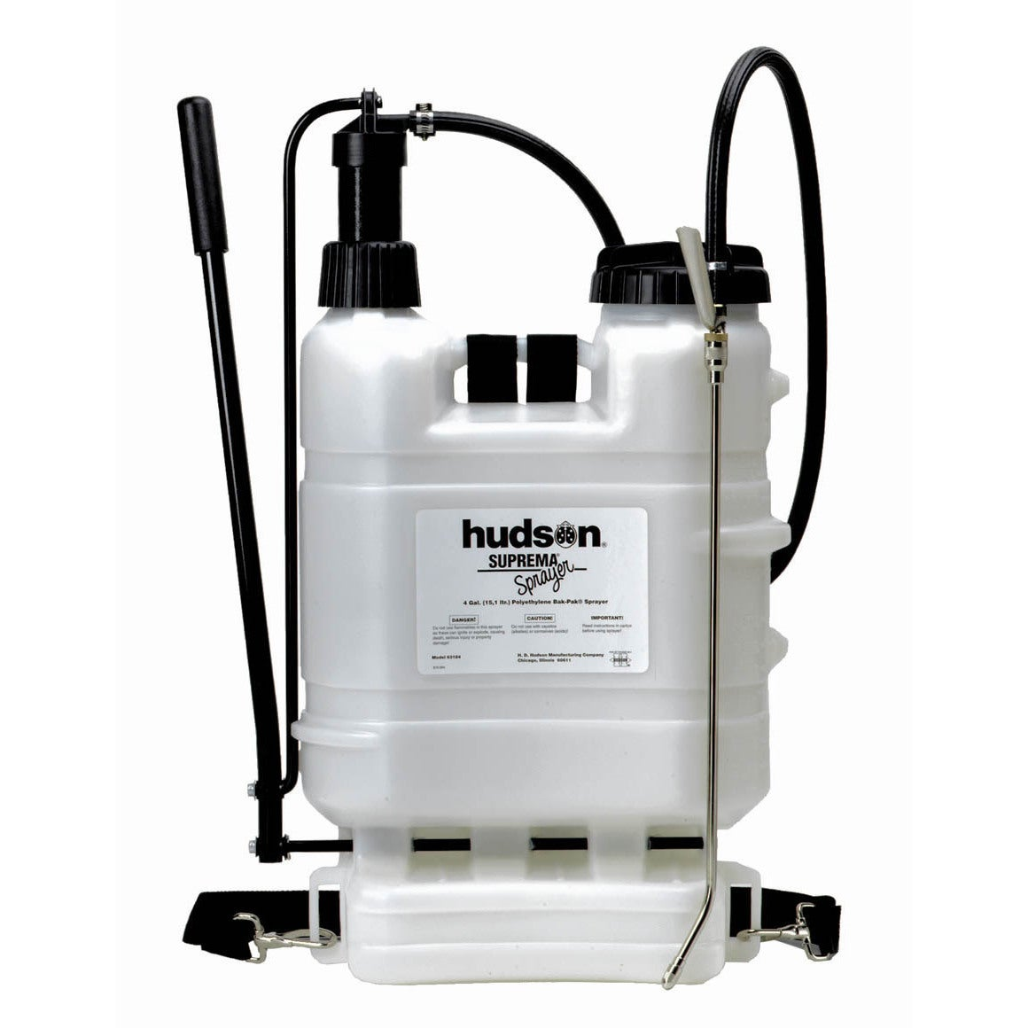 Hudson Valley Lighting 63184 4 Gallon Suprema Bak-Pak Spr...
