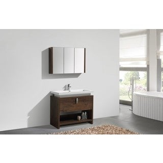 KubeBath Levi 40-inch Single Sink Bathroom Vanity