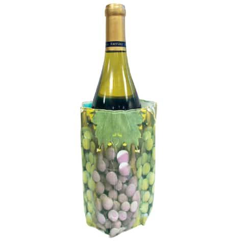 Epicureanist Wine Bottle Chilling Wrap-2 Wraps
