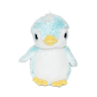 Puzzled Super Soft Plush Blue Penguin
