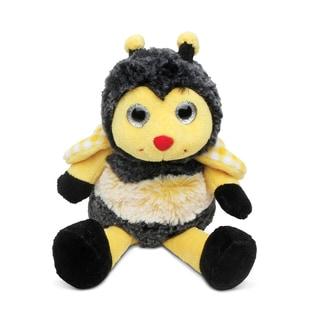 Puzzled Inc. Super Soft Plush Sitting Bee