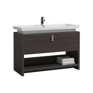 KubeBath Levi 48-inch Single Sink Bathroom Vanity