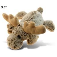 Puzzled Super Soft Plush Lying Moose