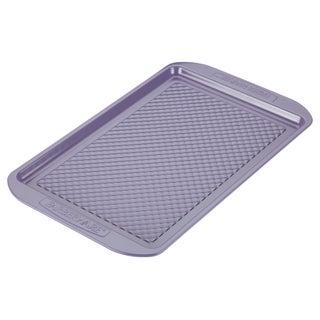 Farberware(r) purECOok(tm) Hybrid Ceramic Nonstick Bakeware Baking Sheet & Cookie Pan, 10-Inch x 15-Inch (Option: Purple)