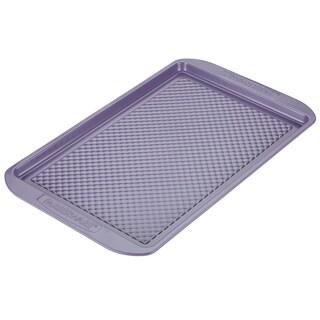 Farberware(r) purECOok(tm) Hybrid Ceramic Nonstick Bakeware Baking Sheet & Cookie Pan, 11-Inch x 17-Inch (Option: Purple)