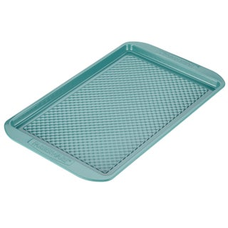 Farberware(r) purECOok(tm) Hybrid Ceramic Nonstick Bakeware Baking Sheet & Cookie Pan, 11-Inch x 17-Inch (Option: Blue)