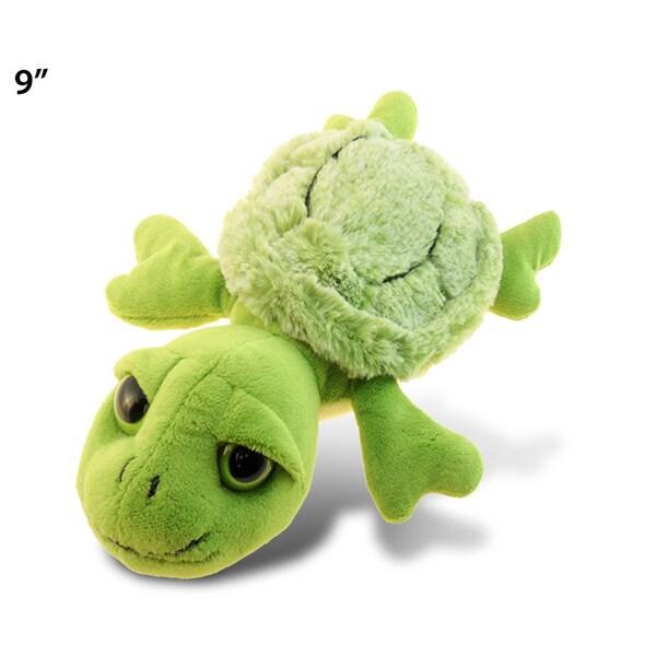 Puzzled Sea Turtle Small Super Soft Plush