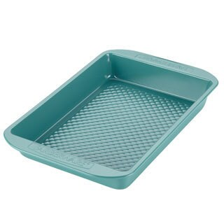Farberware(r) purECOok(tm) Hybrid Ceramic Nonstick Bakeware Baker & Rectangular Cake Pan, 9-Inch x 13-Inch
