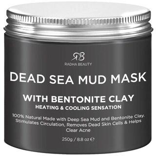 Radha Beauty 8.8-ounce Dead Sea Mud Mask