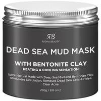 Radha Beauty Dead Sea Mud Mask with Bentonite Clay