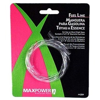 Maxpower 334289 1/8 inches x 24 Inches Fuel Line