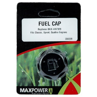 Maxpower 334228 Gas Cap for Briggs And Stratton
