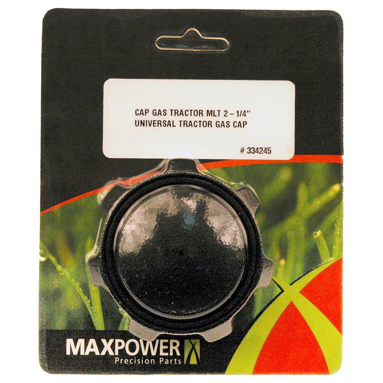 Maxpower 334245 2-1/4 Inches Gas Cap (Lawn Mower Accessor...